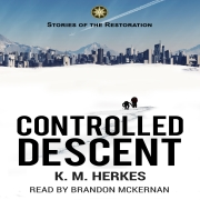 Controlled Descent Audiobook cover