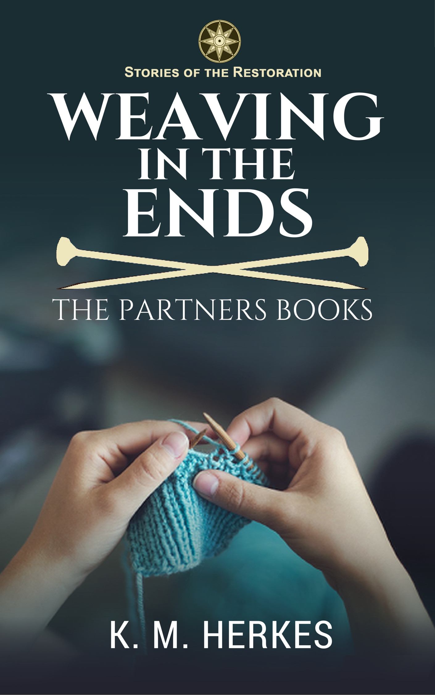 Weaving in the Ends book cover