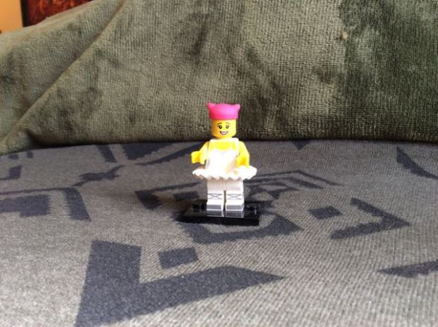 Lego dancer