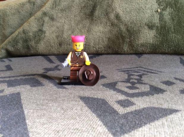 Lego sheriff